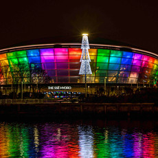 Colours of Glasgow (The Hydro)