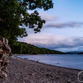Moonlit Milarrochy Bay