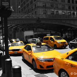 Taxi's of Central Station