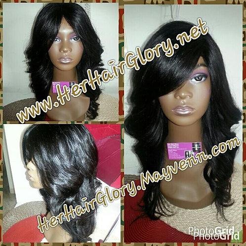 Closure Wig Making Service
