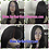 Thumbnail: Ready-to-Ship Pre-Made Virgin Malaysian Body Wave Lace-Closure Wig