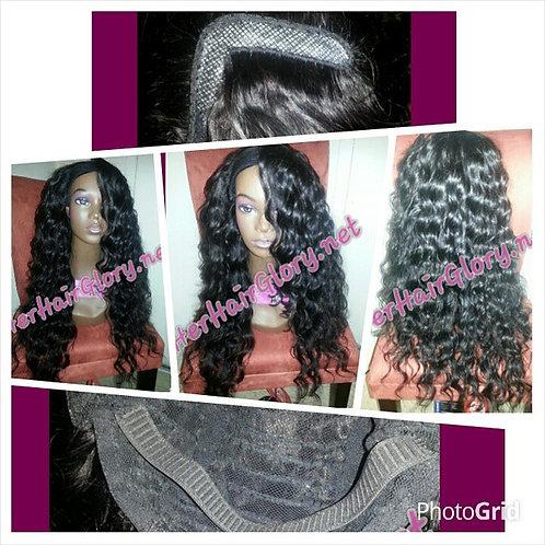 L-part Wig Making Service