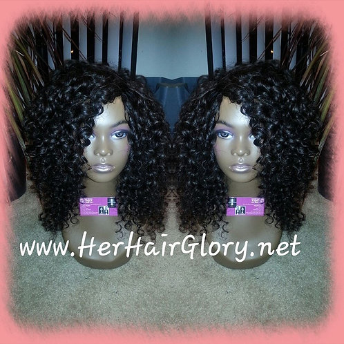 Full Wig Wig-Making Service(No closure)