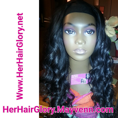 U-part & Side-Part Wig Making Service
