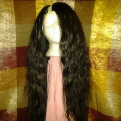 8 bundle Side-part wig
