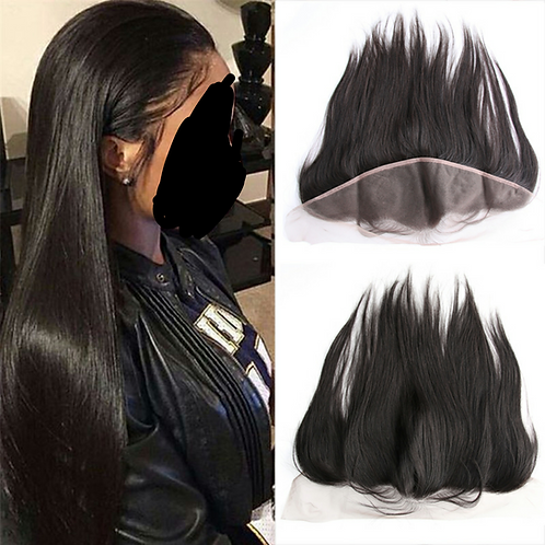 Frontal Wig Making Service (Lace Front Wig)