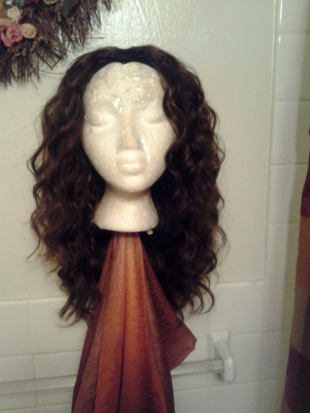 Completed 14 Cuticle Remy Xq Sensuous Wave U Part Wig I Lightly Layered