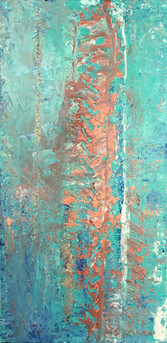 """Braided 10""""x20"""" [SOLD]"""