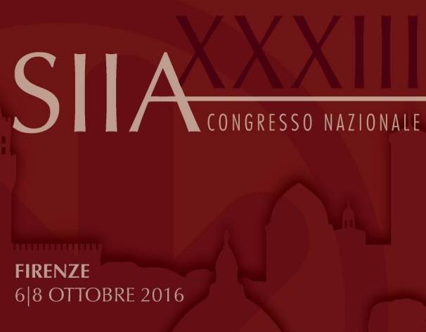 XXXIII Congresso SIIA