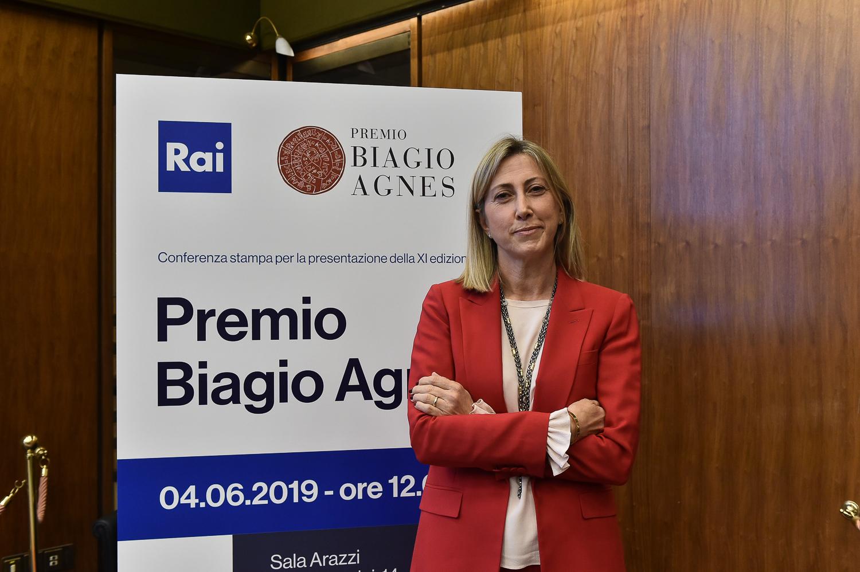 Premio Biagio Agnes 2019 - Roma
