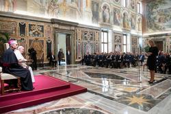 Udienza Papale - 4 giugno 2018