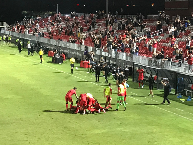 Republic Stoppage Time: The Hand of Asante