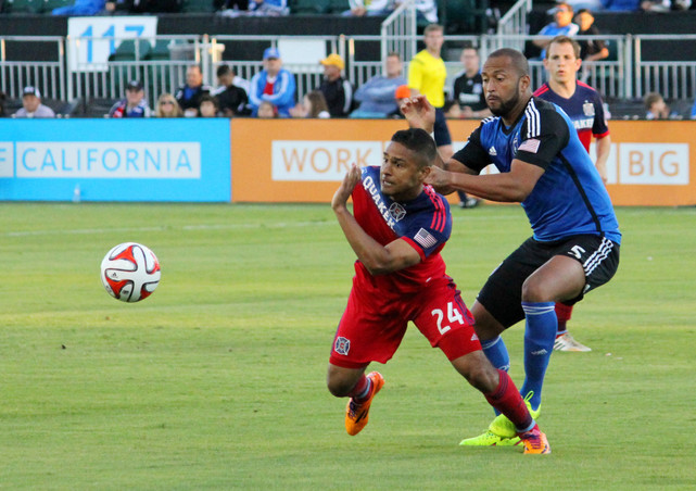 Sac Area Pro Recap: Amarikwa back on the mark for San Jose