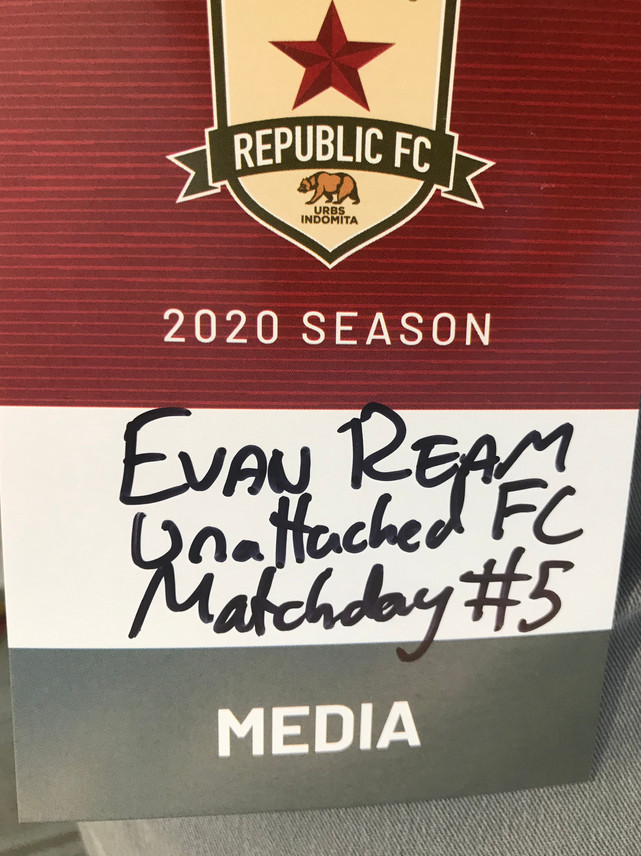 Republic Stoppage Time: A New Beginning