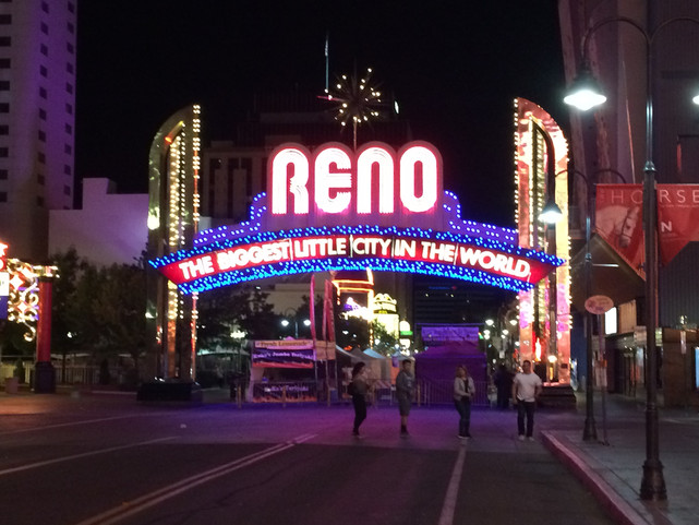 Republic Stoppage Time: Fear and Loathing in Reno
