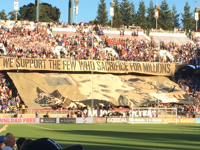 """The California Clasico and the """"P-Word"""": My Summer of Soccer Winds Down in the Bay"""