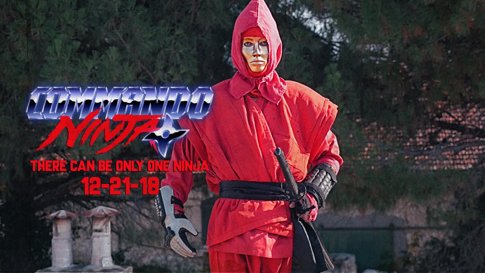 Promo film red ninja CN