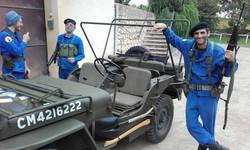Soldats - Stuntmen Antony