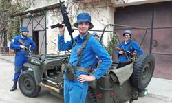 Soldats - Stuntmen Albert-Antony