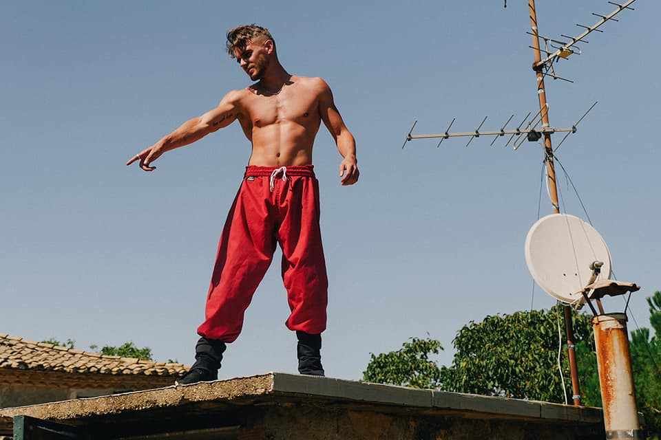 Stuntman Cinturiwolf Anthony Pons