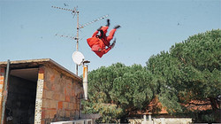 Stuntman Anthony Pons