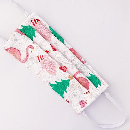 Holiday Flamingos