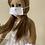 "Thumbnail: 18"" Doll Mask and Scrunchie Set - Pink Ballerina"
