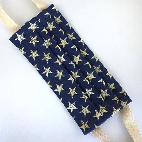 Navy Blue Star