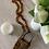 Thumbnail: Medium Tortoise Acrylic Chain