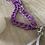 Thumbnail: Lavender Acrylic Chain