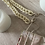 Thumbnail: Ivory Acrylic Chain