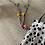 Thumbnail: Beaded Tassel Chain