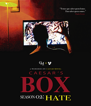 Promo 2 SE01EP01 Caesar' Box web series by Caesar Moura