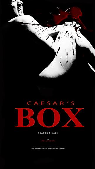 Caesar Moura, websérie brasileira, Caesar's Box, webseries, websérie, HBO, Netflix, Netflix Brasil, Amazon, Buried, Buried Alive,Caesar's Box