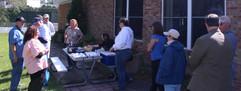 TCAS Lunch at Senior Center