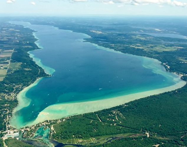 Torch Lake Boat Launches