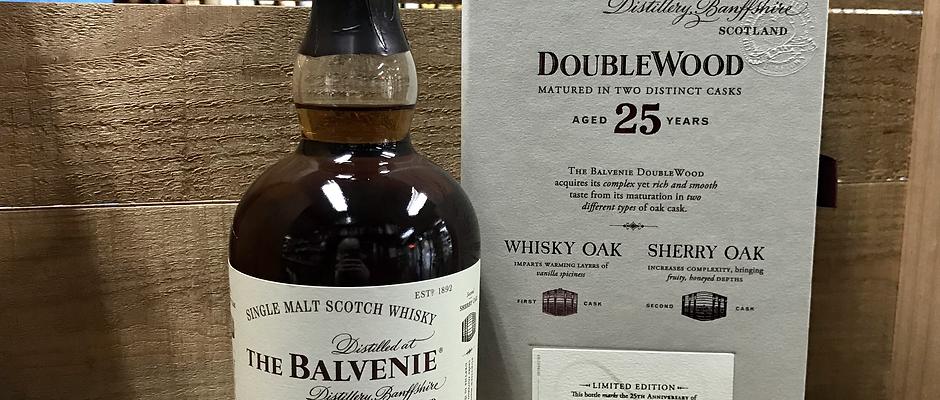 Balvenie DoubleWood 25 Year Old