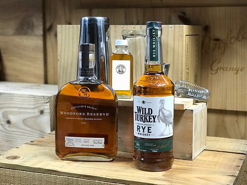 Whiskey Sour / Manhattan Pack!