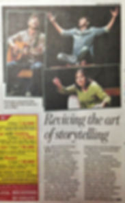 Wari review in the Hindustan Times