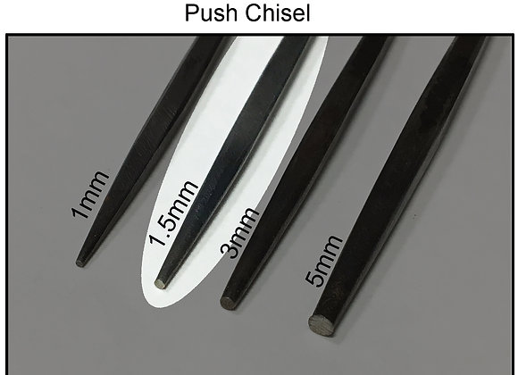 A) Push Chisel (1.5mm)