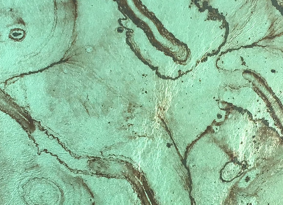 Marble : Green (Pack of 10)