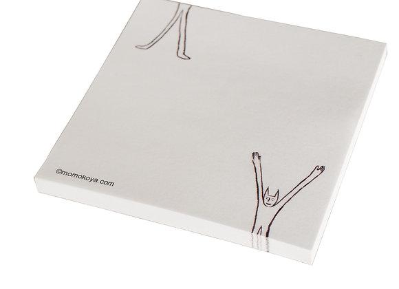 Momokoya Sticky Note - Yay     √