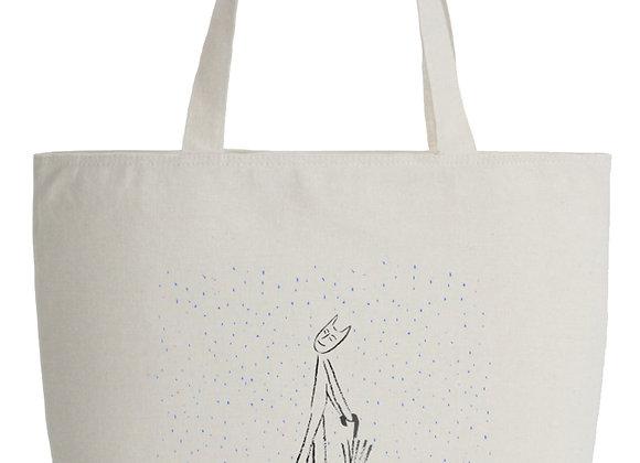 Momokoya Tote Bag - Rain  √
