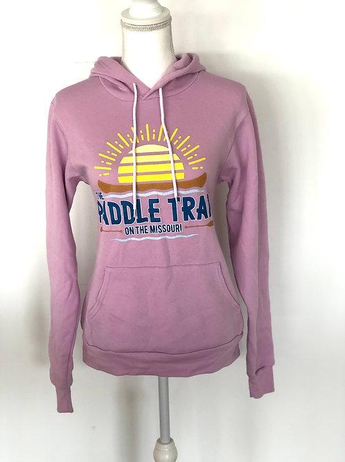 Lavender hoodie