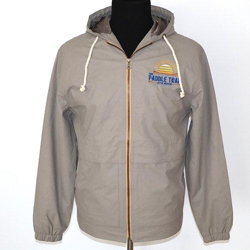 Men's Taupe Weatherproof Jacket