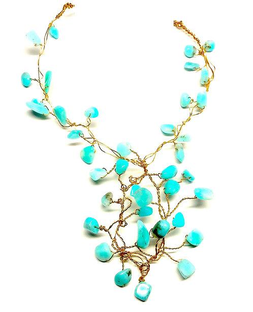 Peruvian Opal Tree of Life