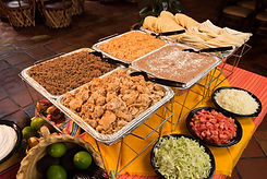 Taco Bar - Catering