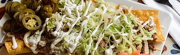 Salads & Nachos