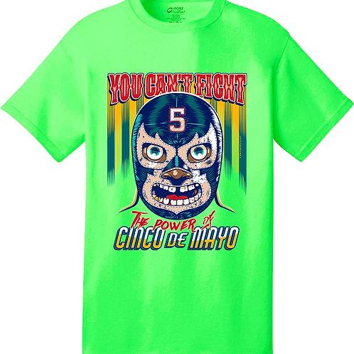 Enmascarado - Cinco de Mayo (unisex T-shirt)