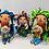 Thumbnail: Aztecas Handmade Dolls